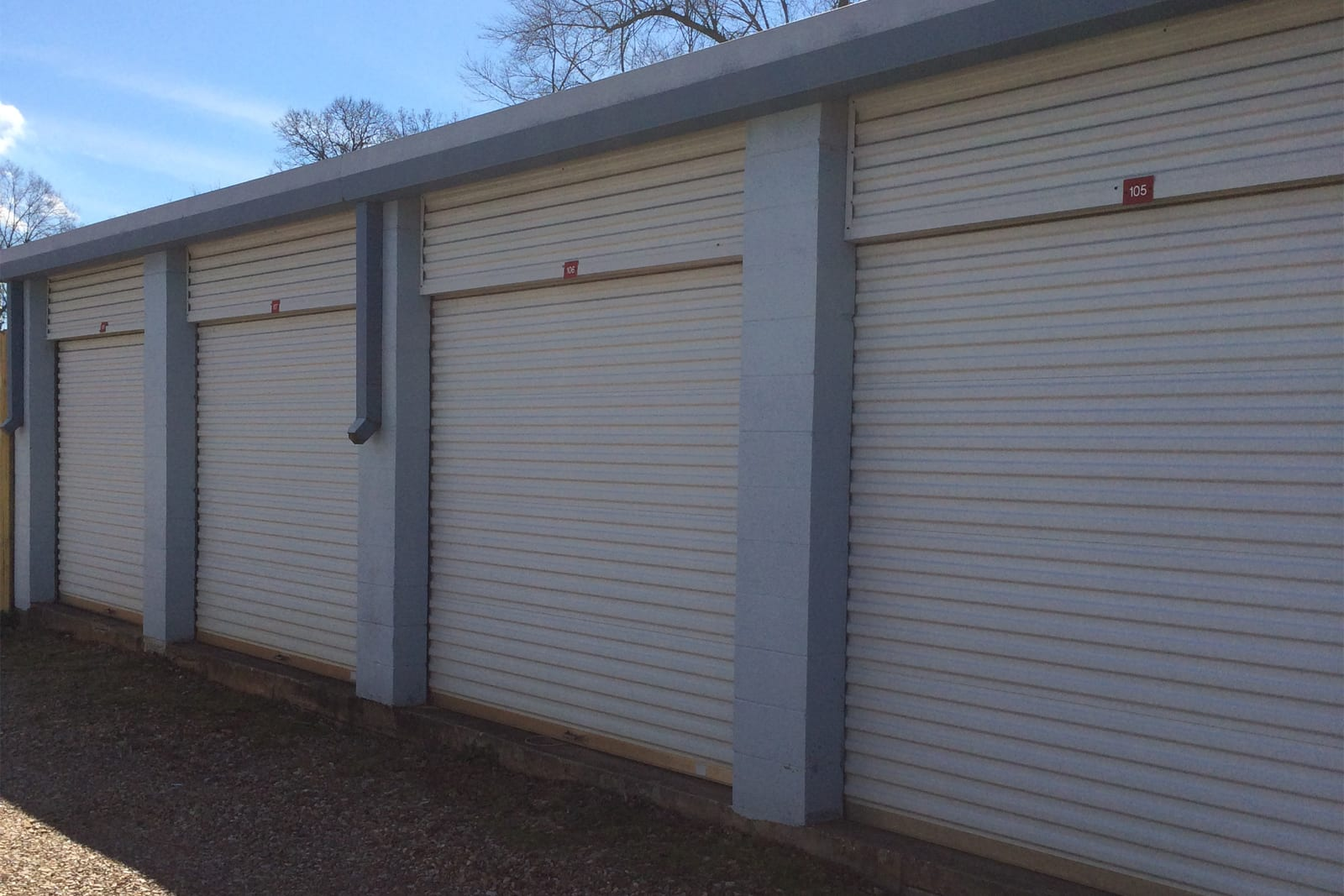Storage Facility in Hattiesburg MS | Heavens Gate Storage